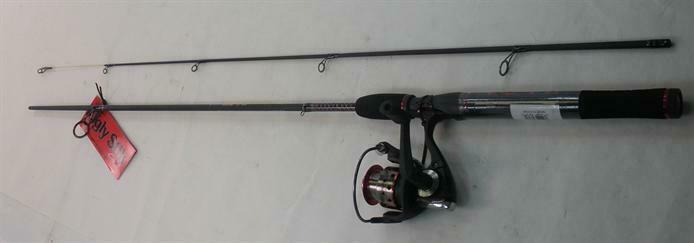 Shakespeare  USSP602M30CBO GX2 Spinning Rod Reel Combo 22199  not to be missed!