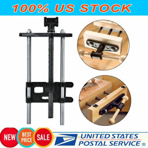 10 5 Cabinet Maker S Vise Woodworking Bench Clamp Heavy Duty Cast Steel Wood Us 813511851111 Ebay