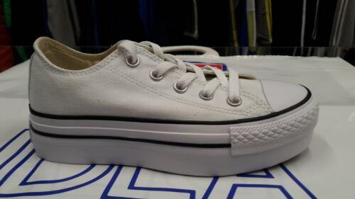 nero bianco 540265c Ox Mod Platform 540266 Converse Scarpa Ct Art Donna 6ngwT7qxYq