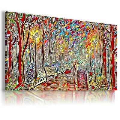 BUTTERFLY ANIMALS ABSTRACT MODERN CANVAS WALL ART PICTURE AB167 X MATAGA .