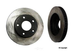 Disc Brake Rotor-Original Performance Front WD Express 405 01033 501