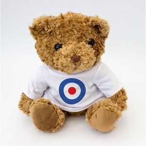 Image Is Loading NEW Cute And Cuddly Mod Target Teddy Bear