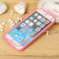 """Shockproof Rugged Hybrid Rubber Hard Cover Case For Apple iphone 6s 6 5.5"""" Plus"""