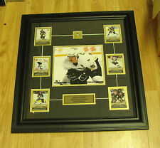 2005 2006 Sidney Crosby framed 24 by 22 inches