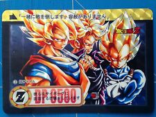 Carte Dragon Ball Prism Card Fancard - Carddass Hondan Youngjijii N°02