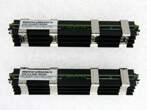 DDR2 800MHz FBDIMM Apple Mac Pro 8 Core 3.0 4GB 2x2GB