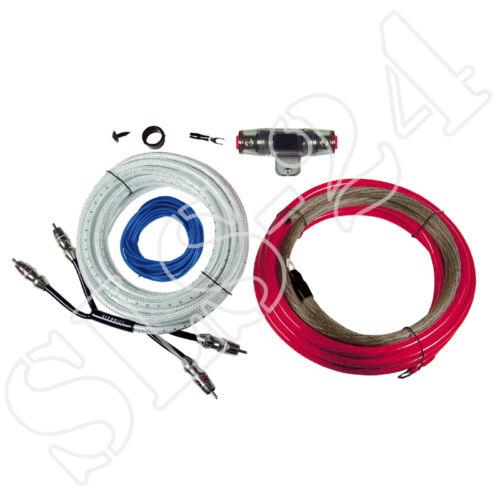 HIFONICS hf16wk haute qualité Kabelset cablekit 16 mm² Amplificateur Câble radio set