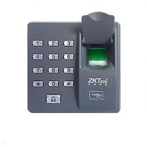 Digital Electric Card RFID Reader Code System Fingerprint Access Control X6 ZKT
