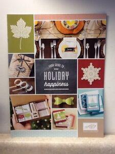 Stampin' Up! Holiday Catalog 2013-2014