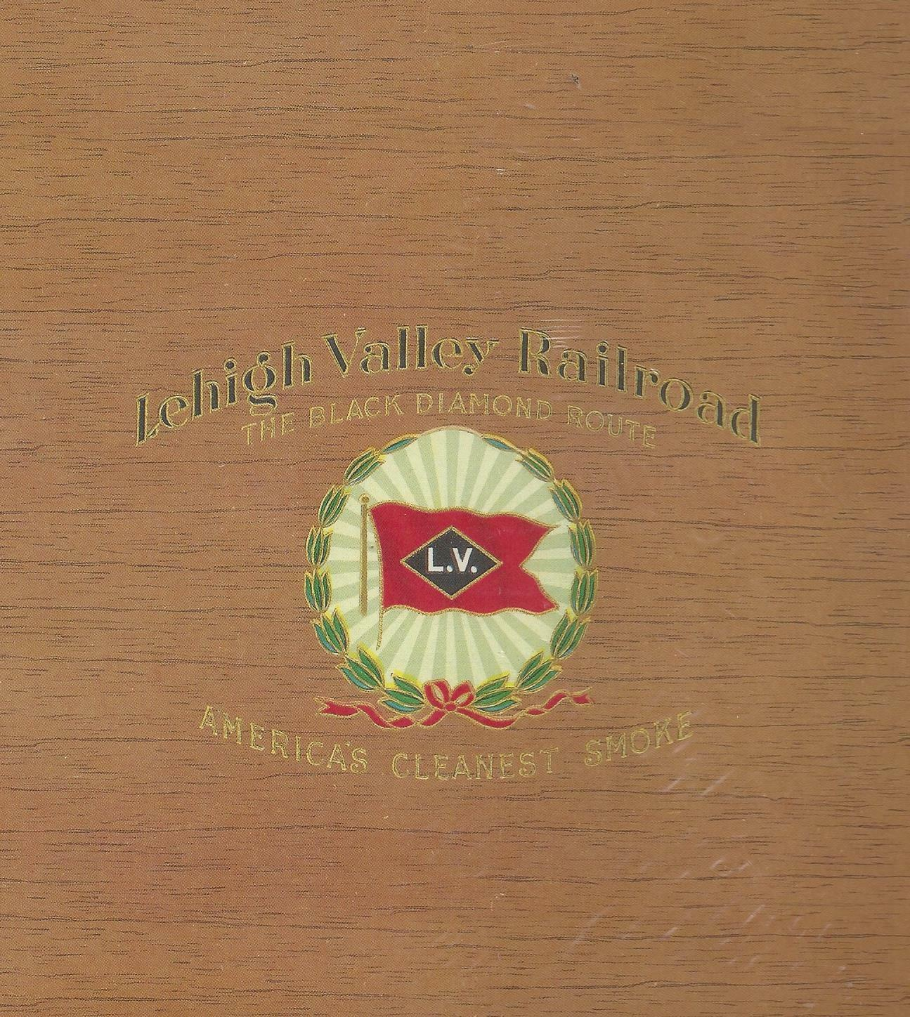 LEHIGH VALLEY Railroad The Wyoming and Buffalo Divisions NEW BOOK -