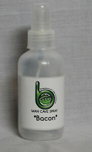 Bacon Man Cave Room Spray 4 Oz Car Air Freshener Travel Ebay