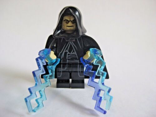 Genuine Lego EMPEROR PALPATINE Minifigure from 75093