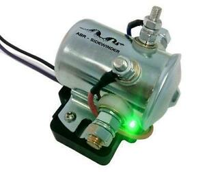 DUAL-BATTERY-ISOLATOR-SOLENOID-150A-Bi150-ABR-WINCH-FUNCTION-AUTOMATIC