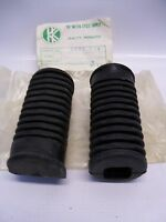 Honda 8000-019 K&k Cycle Rubber Foot Peg Set Replaces 50661-310-000