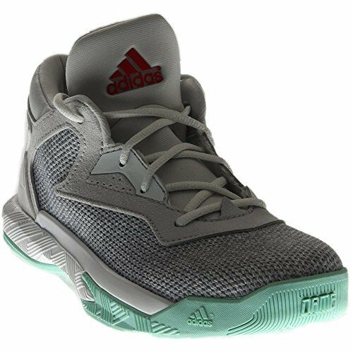 ADIDAS 00-PAQG1A-19 adidas Kids Unisex D Lillard 2 C (Little Kid) Light Solid