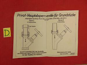 Flight Tracker Schema Privat-hauptabsperrventile Für Grundstücke Zugellasen Am 23.10.1936 Bücher Alte Berufe