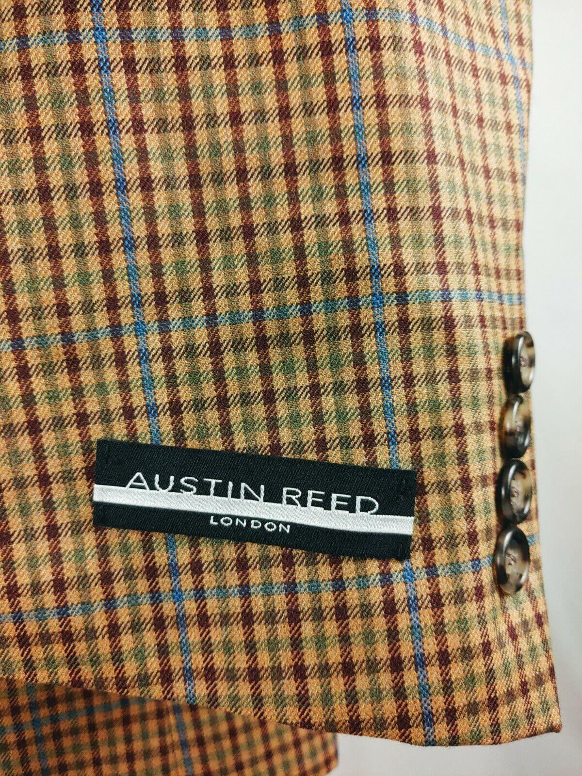 Kupit Austin Reed Mens Sport Coat Blazer Jacket Silk Na Aukcion Iz Ameriki S Dostavkoj V Rossiyu Ukrainu Kazahstan