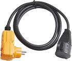 2m Schutzadapterleitung Fi IP 44 brennenstuhl