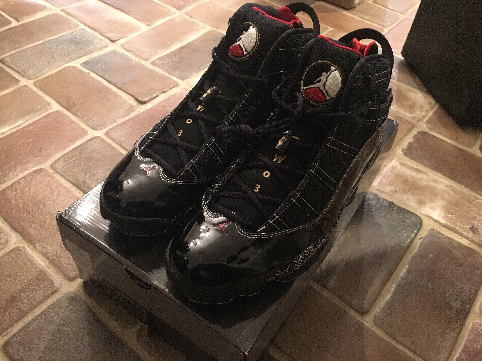 Air Jordan 6 Rings HOF