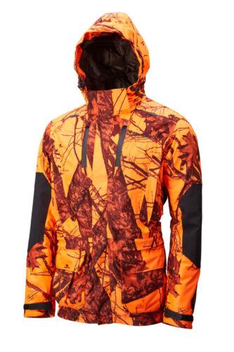 premi caccia Giacca Caccia Browning Parka xpo BIG GAME Blaze Orange Camo