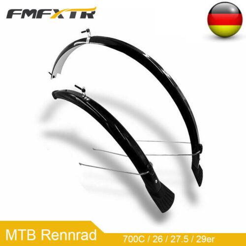 MTB 700C Fahrrad Durable Kotflügel vorne und hinten Set Cycling Fahrrad Fenders