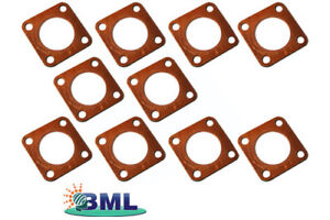 Details about LAND ROVER SERIES 1, 2, 3 EXCEPT STATION WAG EXHAUST FLANGE  GASKET  10 x 213358