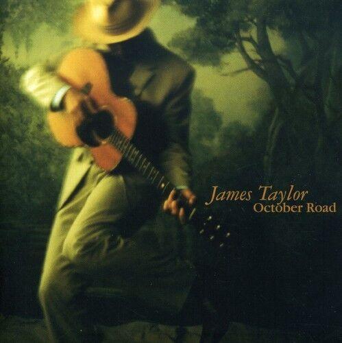 James Taylor - October Road [New CD]