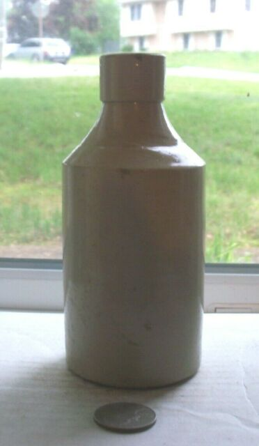 NICE VICTORIAN POTTERY WHITE MASTER INK