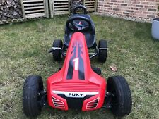 Puky Go-Cart F1 L schwarz//rot