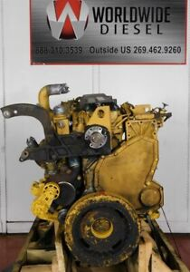 1991-CAT-3116-Mechanical-Diesel-Engine-165KW-Good-For-Rebuild-Only