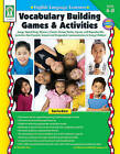 English Language Learners: Vocabulary Building Games & Activities, Ages 4 - 8  : Songs, Storytelling, Rhymes, Chants, Picture Books, Games, and Reproducible Activities That Promote Natural and Purposeful Communication in Young Children by Karen Seberg (Paperback / softback, 2008)