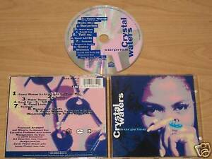 CRYSTAL-WATERS-SURPRISE-MERCURIO-848-894-2-CD-ALBUM