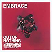 Embrace-Out-of-Nothing-CD-DVD-Limited-Edition-CD-FREE-Shipping-Save-s