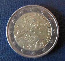 2 Euro Frankreich Prägejahr 2011 Gedenkmünze Fete de la Musique Umlauf Sammler