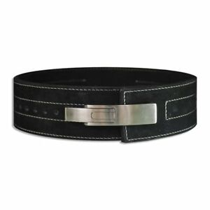 Weight-Lifting-Lever-Belt-Training-Belt-Power-Lifting-Lever-Buckle-10mm