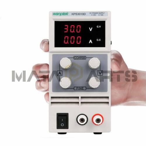 KPS3010D 30V 10A 110V//220V LED Fuente de alimentación DC de conmutación digital ajustable