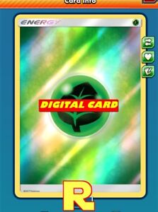 ptcgo in Game Card for Pokemon TCG Online 10x FOIL Psychic Energy