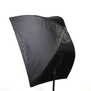 60cm-x-90cm-24-034-x-35-034-Umbrella-Softbox-Reflector-F-Flash-Speedlight-Studio-Photo