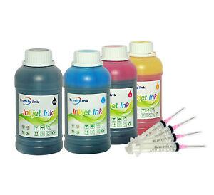 4Pcs-EPSON-Refill-Ink-Set-T6641-T6642-T6643-T6644-For-L120-L200-L210-L355-L555