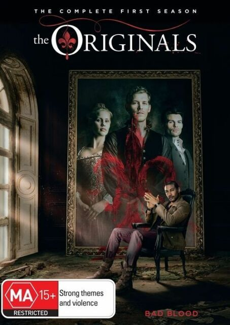 The Originals Season 1 DVD 5-Disc Set