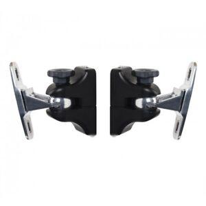 Supporti-da-parete-a-muro-per-casse-diffusori-acustici-surround-coppia-colore-ne