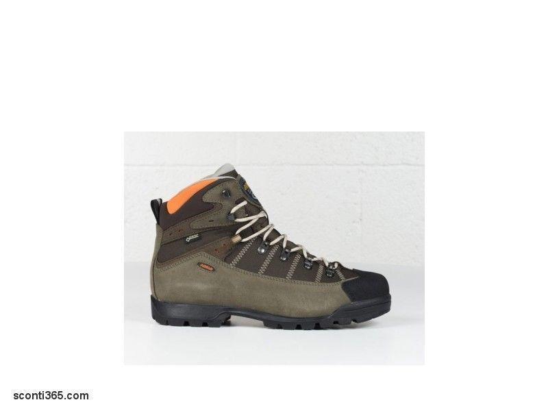 Asolo Scarpone Latemar Gv MM, Trekking- A23106-00-A662 (Corteccia Marroneee Flame)