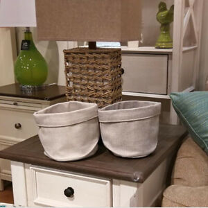 Foldable-Fabric-Storage-Cube-Bin-Collapsible-Organizer-Basket-Container-Box