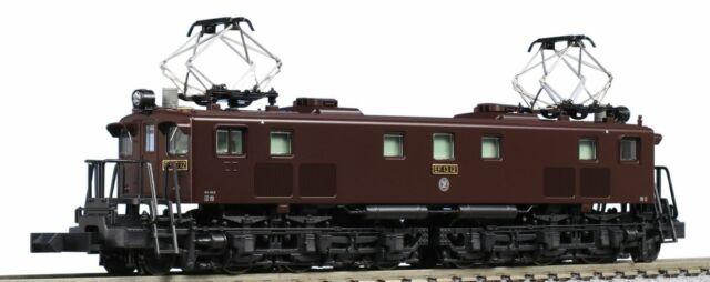 Kato 3072 JR Electric Locomotive Type EF13 Brown (N scale)