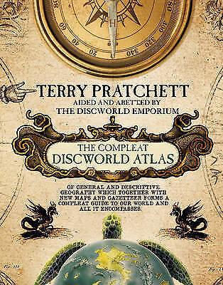 1 of 1 - The Discworld Atlas, The Discworld Emporium, Pratchett, Terry, Good Condition Bo