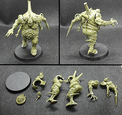 Nightmare Hulk Gnasher Screamer Nurgle Chaos Beast 40K Kill Team Rogue Trader