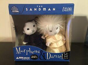 The-Sandman-Morpheus-amp-Daniel-Plush-Soft-Toys-Set-Vertigo-DC-Direct-Neil-Gaiman