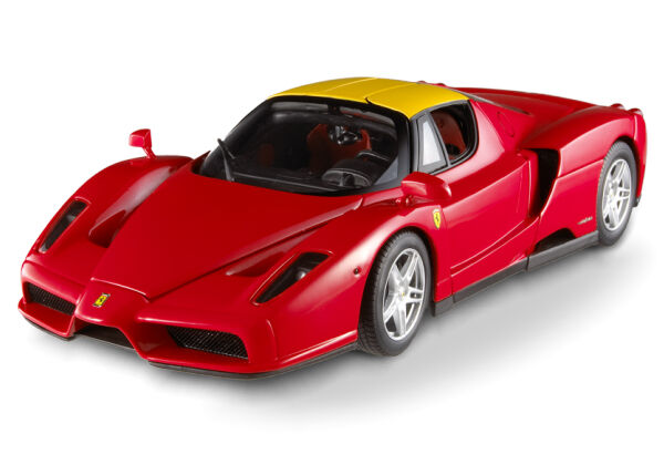 Ferrari Enzo rare collection Rojo tetto giallo n2064 1/18 HotWheels Elite