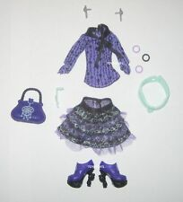 Monster High 13 Wishes Twyla Complete Doll Outfit Clothes Shoes Accessories NEW