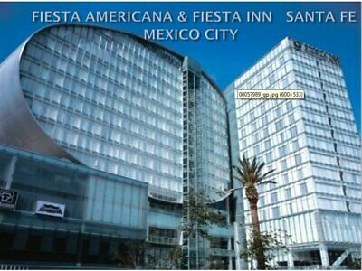Venta de 2 Hoteles con Plaza Comercial, Santa Fé, CDMX